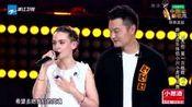 评审高度点赞董姿彦互动很强烈中国新歌声第2季