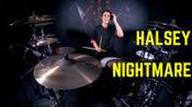 Matt McGuire - Halsey - Nightmare - Drum Cover