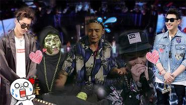 戳到笑点?非诚勿扰版《中国有嘻哈》笑死了!