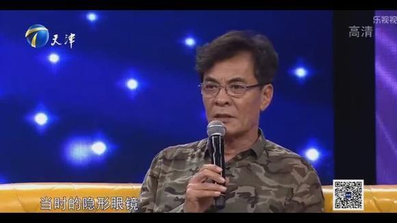 刘威自曝当年拍唐明皇的时候戴的隐形眼镜是拿麻将块现磨的...