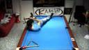 看看牛人是如何打台球的,太不可思议了www.gouwustore.com推荐