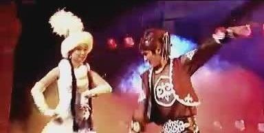 哈萨克舞蹈《黑走马》