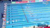 27秒35 刘湘50米仰泳破纪录夺冠 北京时间8月8日