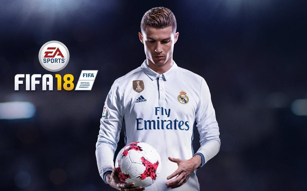 不二《FIFA18》试玩 亨特归来