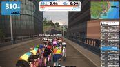 2020.02.24 3R Watopia Flat Route Race - 3 Laps (30.3km/18.8mi 162m) (A)