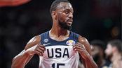 美国男篮梦醒,不敌法国队,这就是NBA球星一个都不参赛的结果