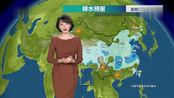 北方雨水不断,南方高温,今明两天(5月8日~9日)全国天气预报