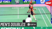 SF 韩呈恺/周昊东 vs 崔率圭/徐承宰 - 2019印度国际赛