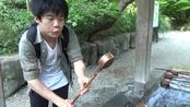 日本留学 去到了灌篮高手取景地!