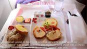 [飞行体验]香港航空 HX312 香港 → 北京首都