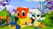 虹猫蓝兔 你问我答 第43集 上课不敢举手回答问题怎么办