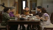人鱼小姐:奶奶回家第一餐雅丽瑛做烤鱼和煎鸡蛋,独留奶奶喝米粉汤