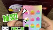 【拆盲盒】来拆YUKI二代内在光耀盲盒吧!墙裂建议二代应该送个带灯的底座!!结尾有福利!!(Molly的数据线)