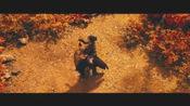 刘亦菲化身小燕子,善使一手暗器飞镖,凡间也能有仙气?