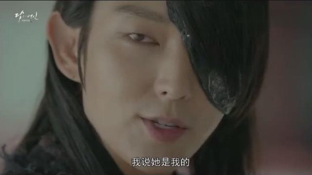 韩国版步步惊心 王的男人李俊基华丽蜕变为王的辛路历程