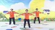 幼儿园舞蹈教学视频 《水果拳》幼儿园舞蹈-跳舞视频,舞教学,各种舞-小雷视频