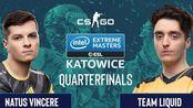 【ESL Archives】IEM卡托维兹2020 Natus Vincere vs. Team Liquid 炙热沙城2英文回放|CS:GO