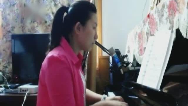 2008年北京奥运会开幕式主题曲,我和你,心连心,共住地球村