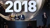 莫德里奇荣获2018金球奖!姆巴佩获得首届科帕奖!恭喜两位!