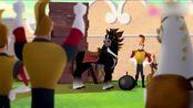 魔发奇缘:阿克塞尔要进入皇家警卫队,悍马不服气