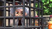 探探猫:乌龙博士发明了压缩笼子,就是为了对付马戏团的探探猫