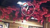 天花板掉下大老鼠吓跑顾客 餐馆:哪个地方没老鼠