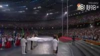 北京奥运会开幕式,中国军人出场时全场都沸腾了