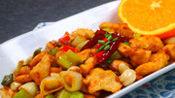 中华美食宫保鸡丁,好吃易做,川味浓厚
