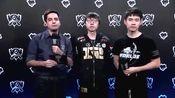 巴西媒体采访Mlxg┃S8小组赛10月14日