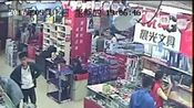 丢金色软壳oppoR7监控视频