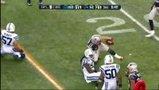 NFL-1314赛季-季后赛-半决赛-爱国者3码跑攻达阵 爱国者29:15-小马-花絮