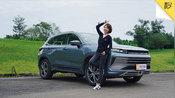 1.6T+7DCT 预售价12.79万 内饰豪华 星途-LX新车首测-30秒懂车官方