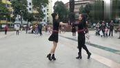 如此优雅如此年轻的大妈广场舞你们见过吗