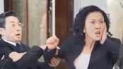 女儿被恶毒养母打一巴掌不敢吭声,亲妈立马还她两巴掌,太霸气了