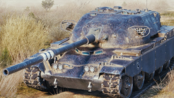[Lacho WoT Replays] 坦克世界 T95 FV4201 酋长 - 4杀 1.29万伤害