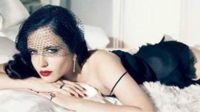 007邦女郎-伊娃格林,记录她惊艳全世界的瞬间