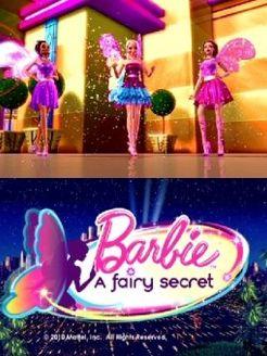芭比仙子的秘密
