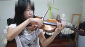奇异恩典(Amazing-Grace)小提琴与钢琴
