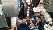 最热 铝管无划伤自动送料倒角机 全自动双头倒角机 无毛刺倒角机-全自动双头倒角机