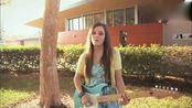 欧美邻家女孩自制神曲MV《My Sunshine》,超好听,可以直接出道了