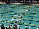 菲爾普斯&Ryan Lochte2011年11月12號明尼阿波利斯大獎賽100米蝶式(52.26)(54.49)