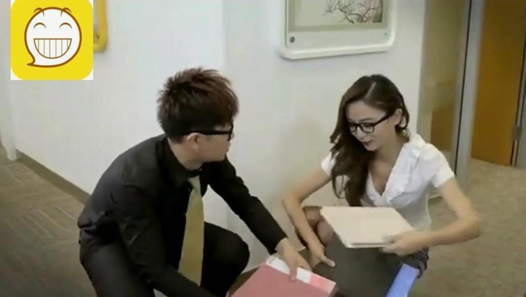 《屌丝男士》大鹏不小心撞到公司女职员,后果很严重