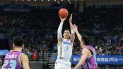 林书豪24分8篮板 北京首钢3分险胜山东