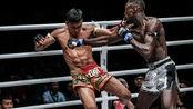 泰拳雏量级:古兰当 VS 波波·萨克