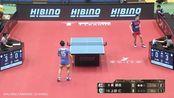 黄镇廷Wong Chun Ting vs 上田仁Ueda Jin 2018日本T联赛 (11月)