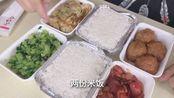 25元点一份美团外卖月销万单的中式快餐,这味道难怪销量那么好