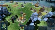 策略游戏《北加尔Northgard》试玩02 一场大雪回到解放前