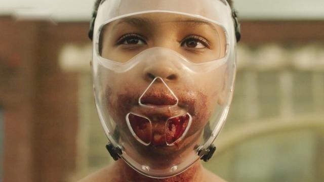 恐怖电影《天赐之女》研究丧尸的结果,全人类毁灭,丧尸占领地球
