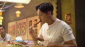 《橙红年代》幕后花絮:陈伟霆片场吃烤串直呼过瘾
