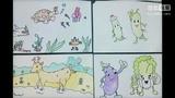惠州美术培训大双艺术教育优秀学生作品展示